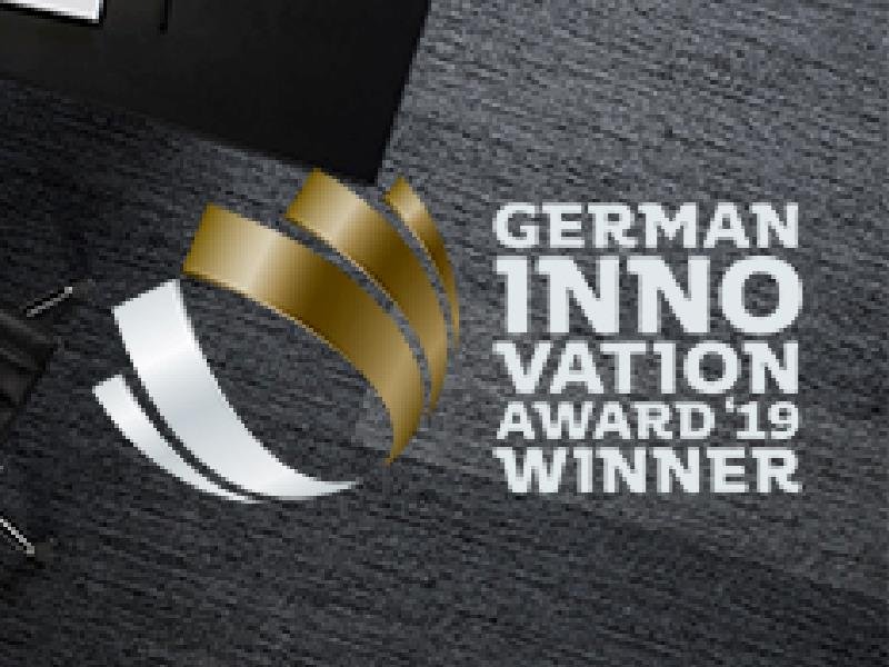 German Innovation Award 2019